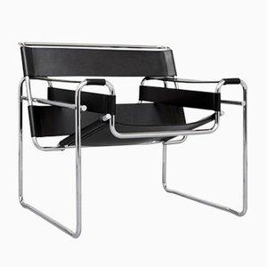 Vintage B3 Wassily Stuhl von Marcel Breuer für Knoll International