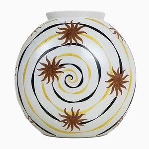 Vase Modèle 1316 en Faïence par Guido Andloviz pour SCI Laveno, 1936