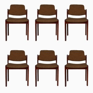 Chairs from Lübke, 1960s, Set of 6