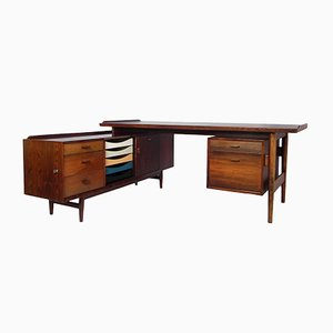 Desk by Arne Vodder for Sibast, 1950s