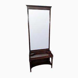 Miroir à Poser Antique Art Nouveau
