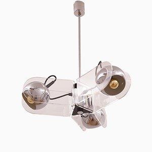 Lampada da soffitto modello 540 vintage di Gino Sarfatti per Arteluce