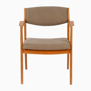 Vintage Danish Teak Dining Chair from Duba Møbelindustri