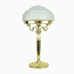 Jugendstil Tischlampe, 1910er
