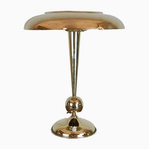 Italienische vintage Tischlampe von Oscar Torlasco für Lumi