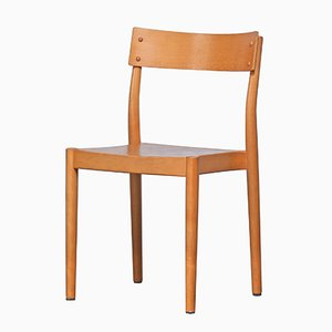 Portex Stacking Chair by Peter Hvidt & Orla Mølgaard-Nielsen for Fritz Hansen, 1940s