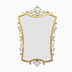 Specchio vintage di Pier Luigi Colli, Italia, anni '50