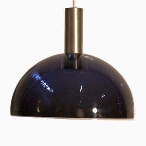 Lámpara colgante holandesa vintage de Dijkstra Lampen