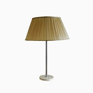 Lámpara de mesa de W.H. Gispen, años 50