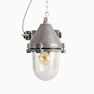 Industrielle 51114 Hängelampe von Elektrosvit, 1950er