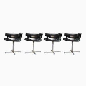 Niederländische Stühle von Geoffrey Harcourt für Artifort, 1960er, 4er Set