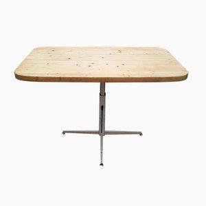Tavolo rettangolare di Charlotte Perriand, anni '60