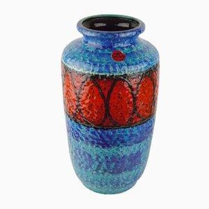 Deutsche Nr. 569 40 Fat Lava Vase von Bay Keramik