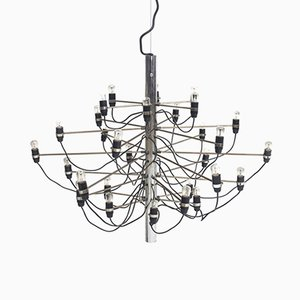 Model 2097/30 Chandelier by Gino Sarfatti for Arteluce, 1958