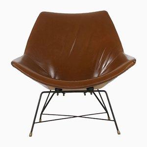 Cosmos Chair von Augusto Bozzi für Saporiti, 1954