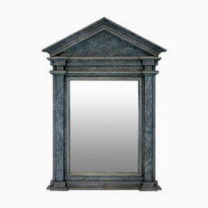 Specchio Mid-Century architettonico, anni '50