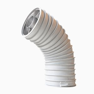 Lámpara de mesa danesa vintage flexible de Ole Pless-Jørgensen para Nordisk Solar