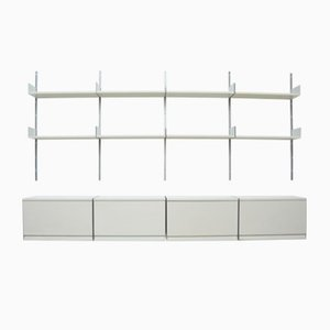 Vintage 606 Shelving Unit by Dieter Rams for Vitsoe