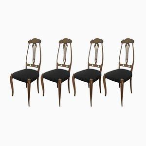 Stühle, 1930er, 4er Set