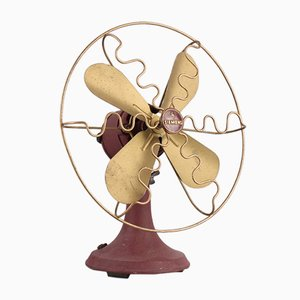 Ventilatore vintage di Siemens & Schuckert