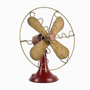 Vintage Fan from Siemens & Schuckert
