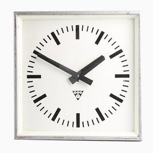 Horloge C 301 Vintage Industrielle de Pragotron