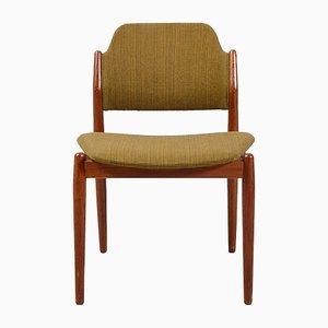 Chaise d'Appoint Modèle 62A en Teck par Arne Vodder pour Sibast, 1961