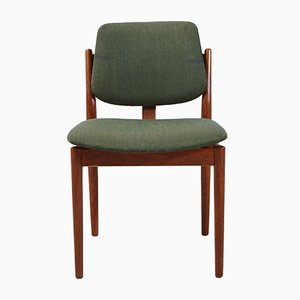 Teak Dining Chair by Arne Vodder for Sibast, 1960s