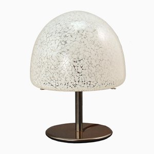 Italienische Mid-Century Murano Glas Tischlampe, 1950er
