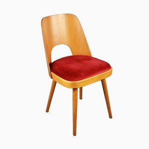 Vintage Czechoslovakian Chair by Oswald Haerdtl for TON, 1960s