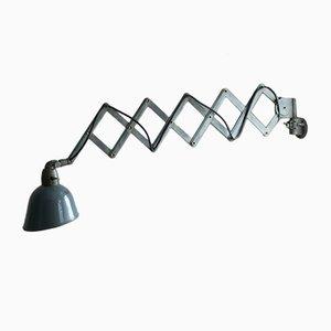 Große Scheren Lampe von Siemens, 1930er