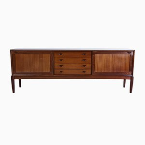 Mahogany Sideboard by H.W. Klein for Bramin, 1960s