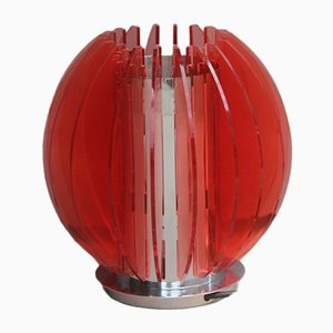 Table Lamp in Perspex, 1980s