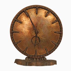 Reloj de mesa Art Déco, años 20