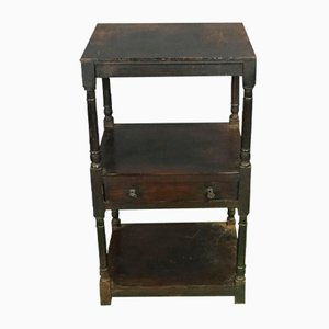Table d'Appoint en Sapin, XIXe siècle