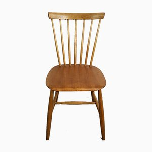 Vintage 16 Dining Chair by Sven Erik Fryklund for Hagafors Stolfabrik AB, 1950s
