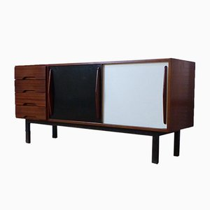 Mahogany Veneered Sideboard by Charlotte Perriand, 1959