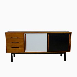 Ash Veneered Sideboard by Charlotte Perriand, 1959
