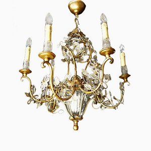 Vintage Chandelier by Maison Bagues