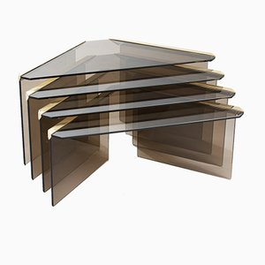 Nesting Tables by Pierangelo Gallotti for Gallotti & Radice