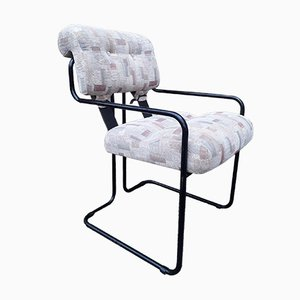 Chaise de Salon Tucroma par Guido Faleschini pour I4 Mariani, 1970s