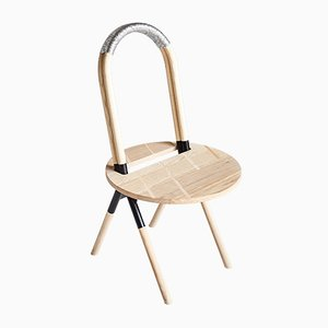WNWI High Back Chair by De Allegri and Fogale, 2016