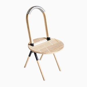 WNWI Stuhl mit Hoher Rückenlehne von De Allegri und Fogale, 2016