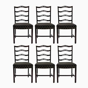 Dining Chairs by Georg Kofoed for Georg Kofoeds Møbeletablissement, 1930s, Set of 6