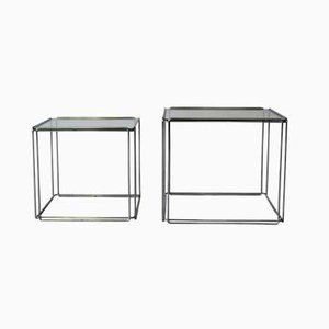 Isocele Nesting Tables by Max Sauze, 1970s