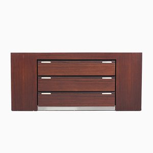 Italian Rosewood Sideboard from Molteni, 1960s