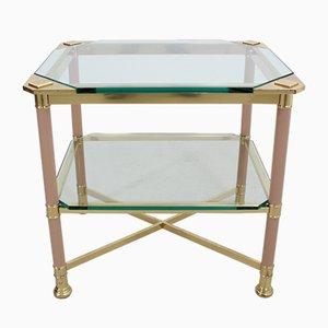Table Basse en Edition Limitée en Laiton de Vivai del Sud, Italie, 1960s