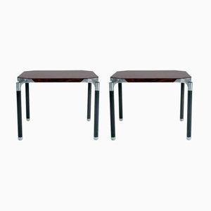 Tavolini Urio di Ico Parisi per M.I.M., anni '60, set di 2