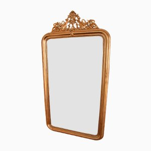 Antique German Golden Mirror