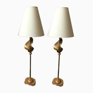 Französische Lampen von Nicolas De Wael für Fondica, 2000, 2er Set